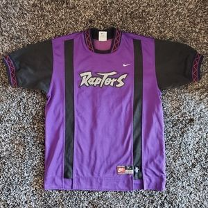 VINTAGE Raptors Jersey Youth XL (or Women's Small)